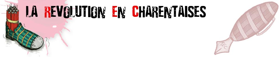La Révolution en Charentaises