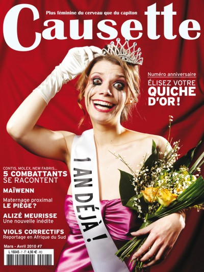 Couverture de Causette#7