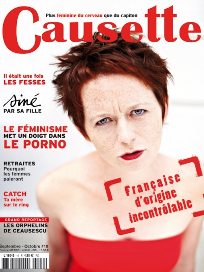Couverture de Causette#10