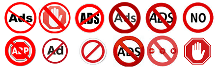 No Ads Zone